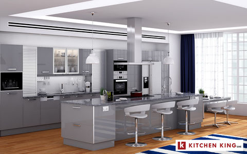 King Of Kitchens | Kitchen Designs And Kitchen Cabinet In Dubai Uae Kitchen King