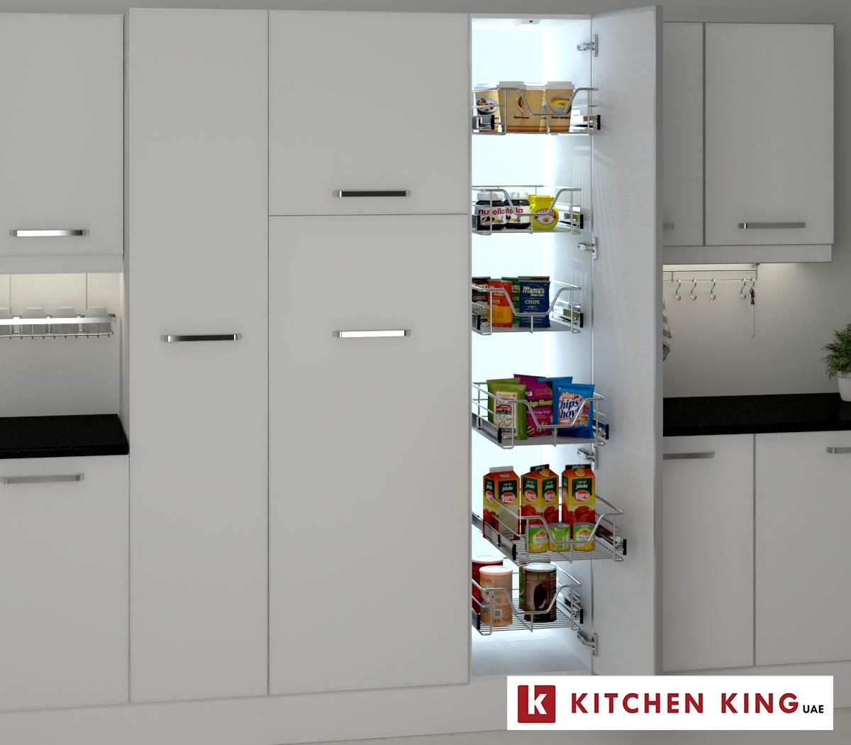 Kitchen Accessories, Kitchen Cabinet Pull Out in Dubai, UAE