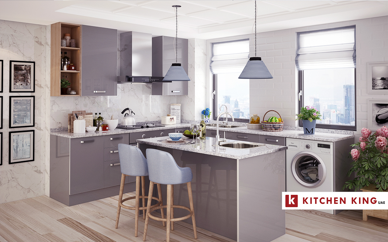Kitchen Cabinet And Wardrobes Design Company In Uae