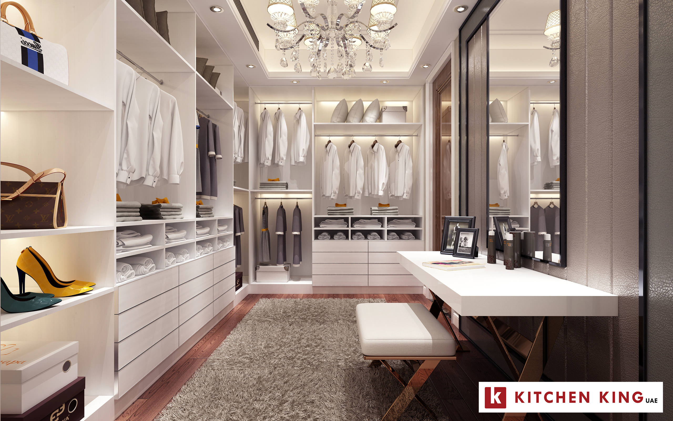 Wardrobe Closet Designs To Fit Your Space In Dubai Uae Kitchen King,Best Interior Designers Los Angeles