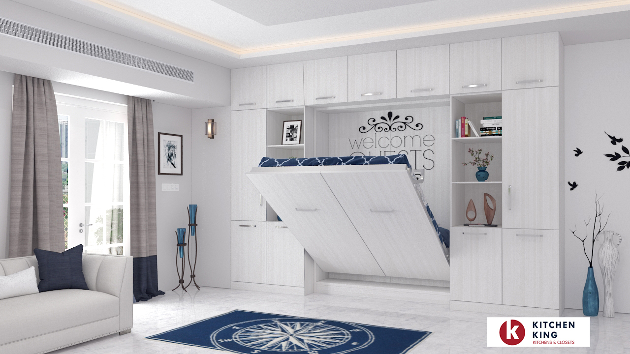 Space Saving Murphy Smart Wall Bed Solutions Kitchen King Uae